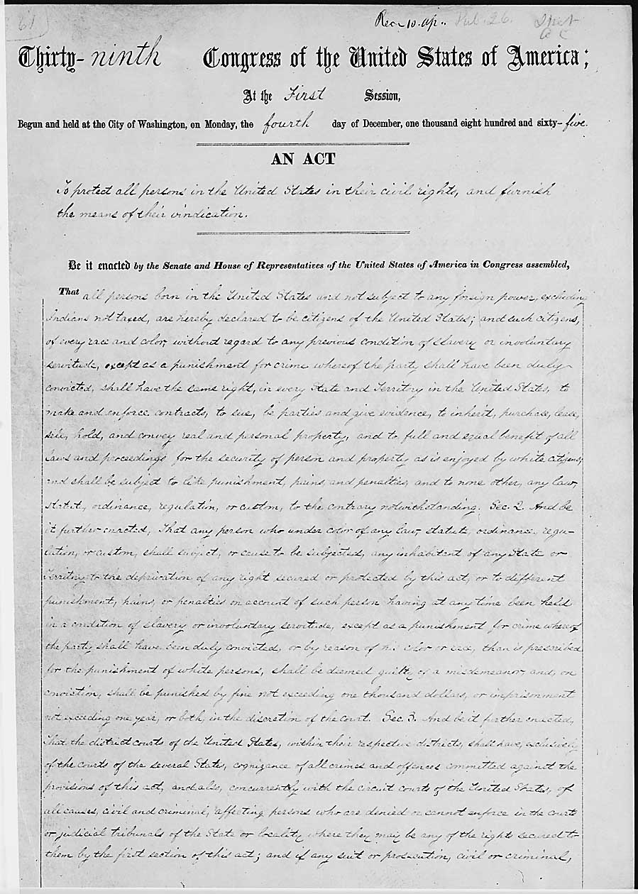Act Of April   Civil Rights Act Public Law   Stat