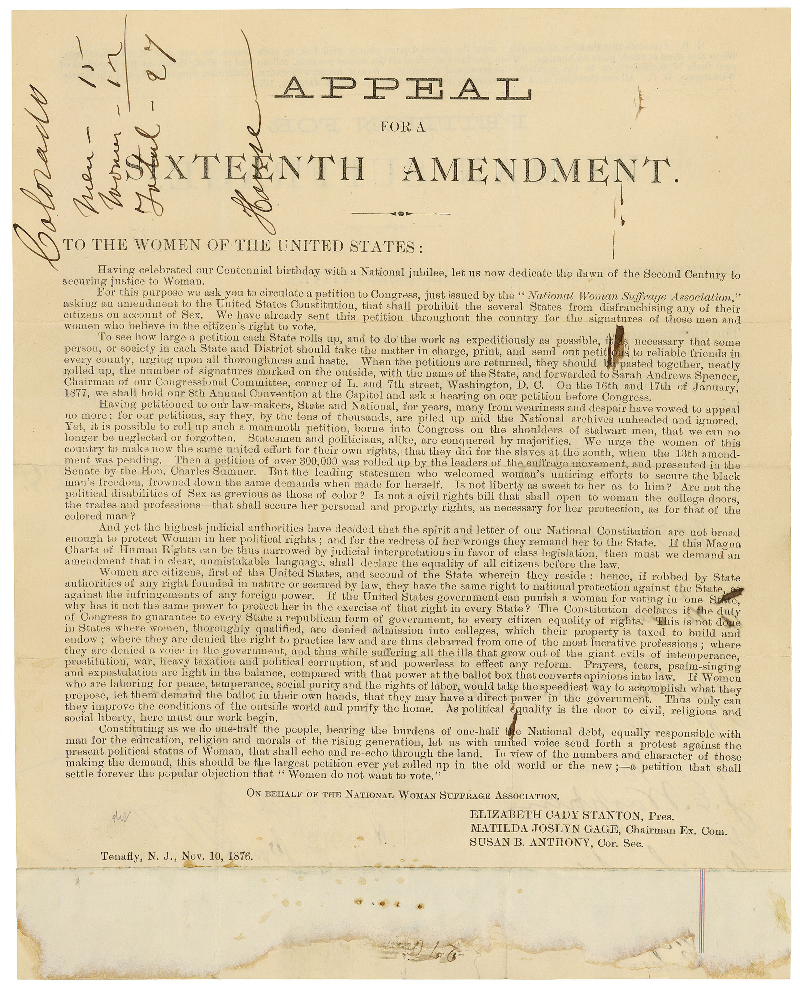 amendments that make us citizens equal essay Freedom of speech: the first amendment essay liberties for the individual however, the states demanded a bill of rights that addressed the rights of the individuals as well.
