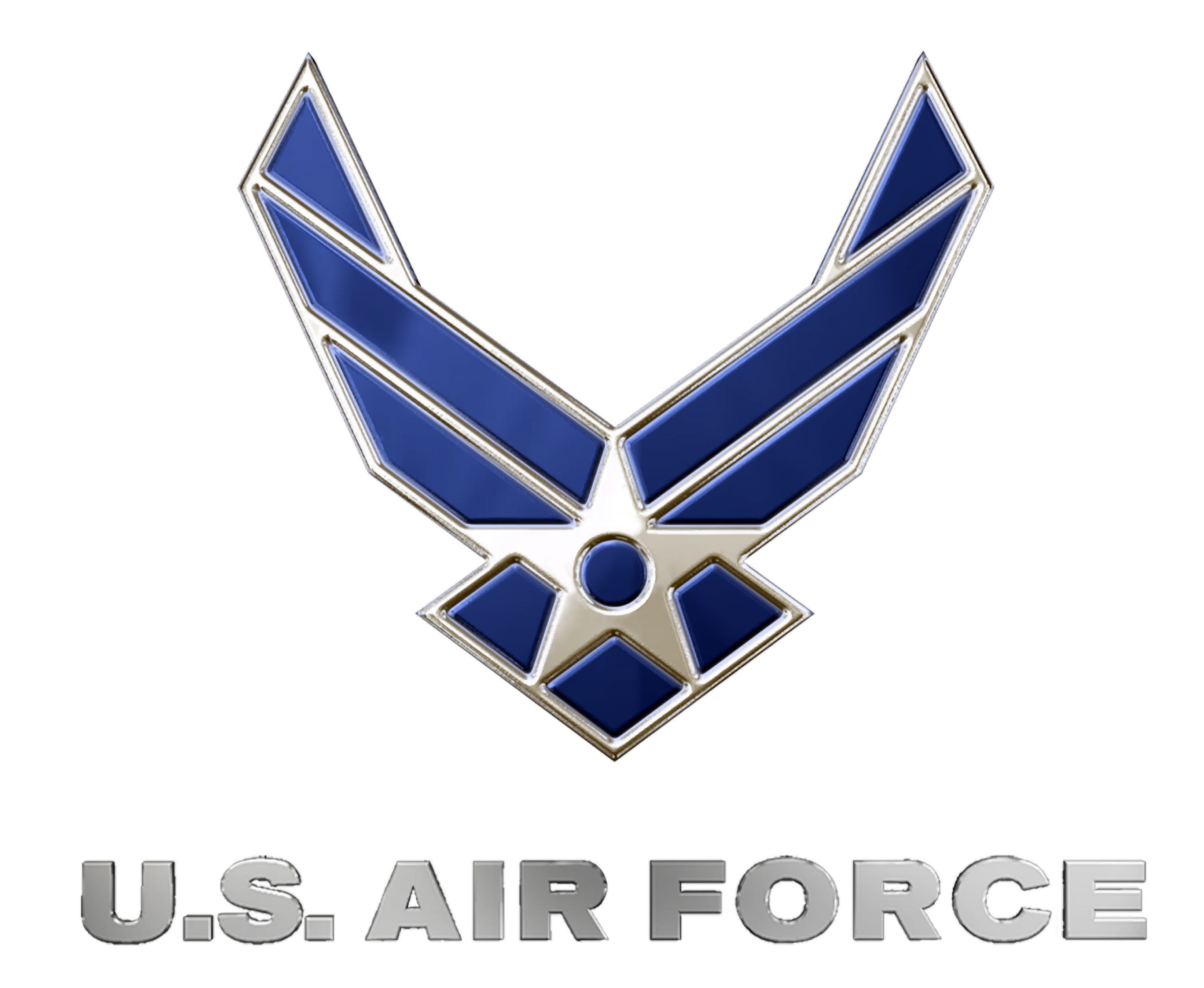 The Us Air Force Symbol Is Base On The Original Hap Arnold Wings
